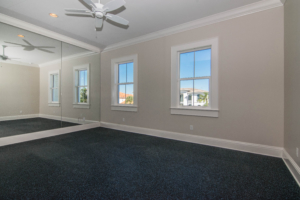 5.7 exercise room