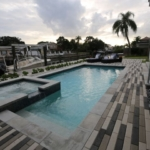 Kingfisher's Plank Paver Project is featured in Tremron Catalog